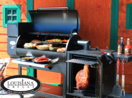 Louisiana--Grill_Country-Smoker