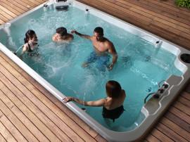 Coast Wellness Swim Spa