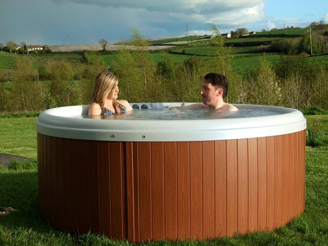 Nordic Hot Tubs at The Place