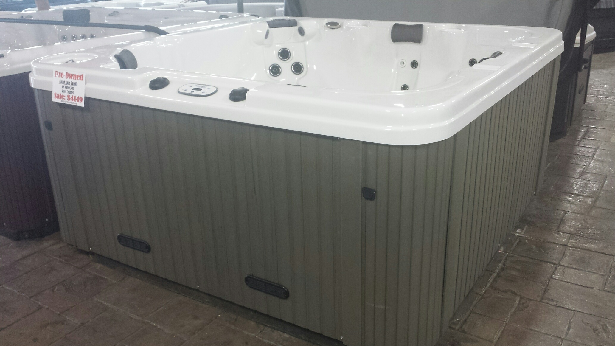 vital packages package basic person tub hot tubs