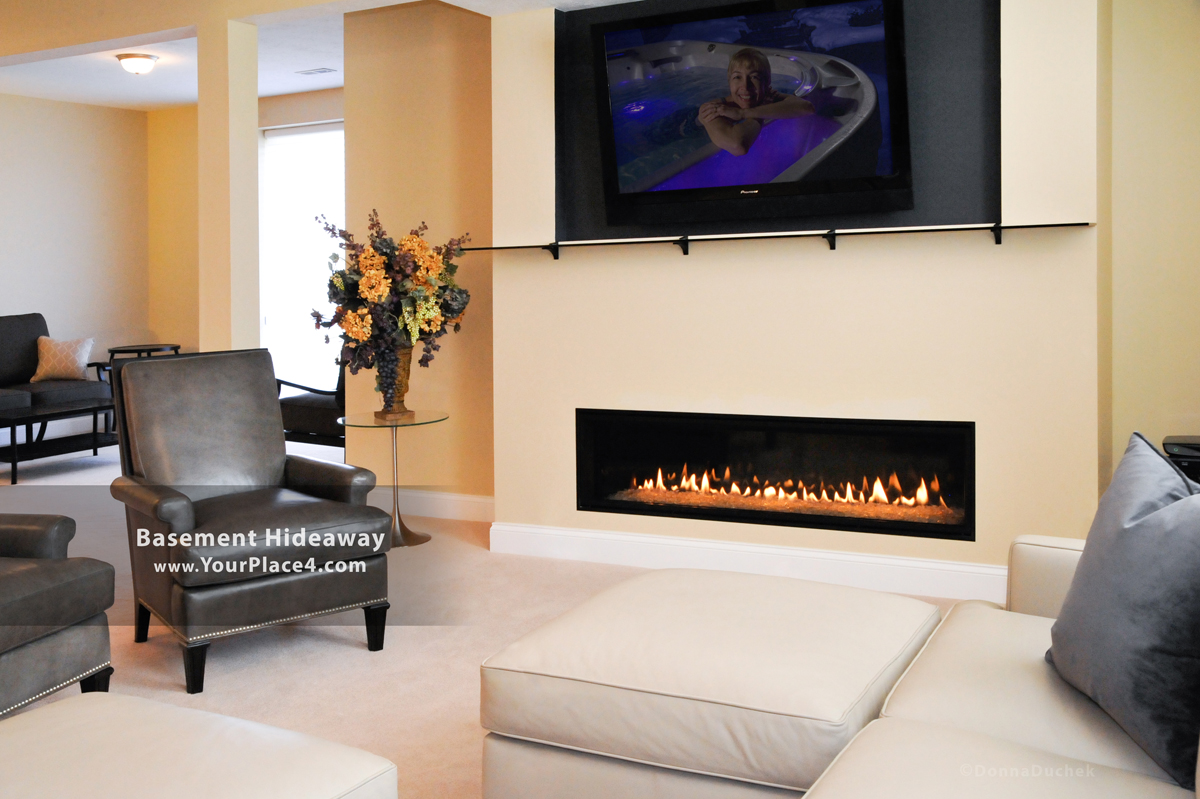 Best Fireplace Makeovers at The Place CU27