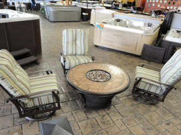 Patio Furniture at The Place in Medina, OH