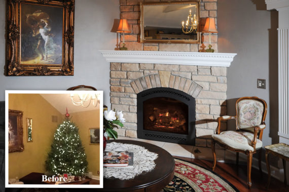 Fireplace Installation in Alliance, OH
