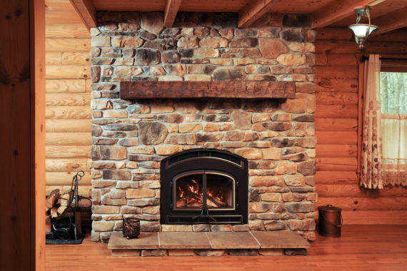 Fireplace Makeover in Lodi,Ohio