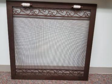 Custom Stoll Screen Door - $500