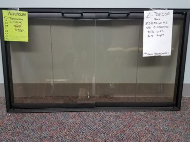 Thermo-Rite Z-Decor Door - $350