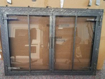 Stoll Custom Forged Iron Door - $1200